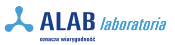 Logo ALAB laboratoria Sp. z o.o.